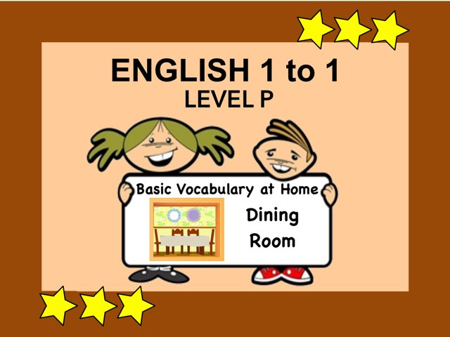 English 1to1 P - Dining Room by Ellen Weber