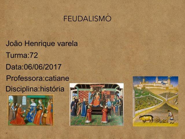 JOÃO HENRIQUE V by Rede Caminho do Saber