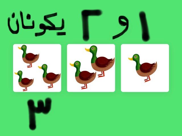 تكوين العدد3 by أسيل الشطي