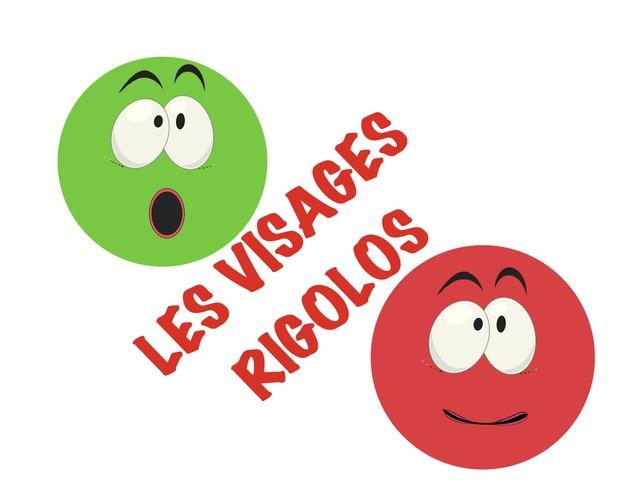 Les Visages Rigolos by Hadi  Oyna