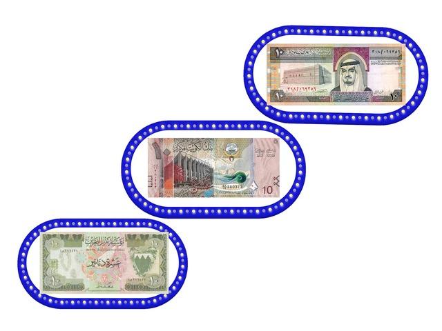 عشرة دنانير  by مشاعل السعيدي
