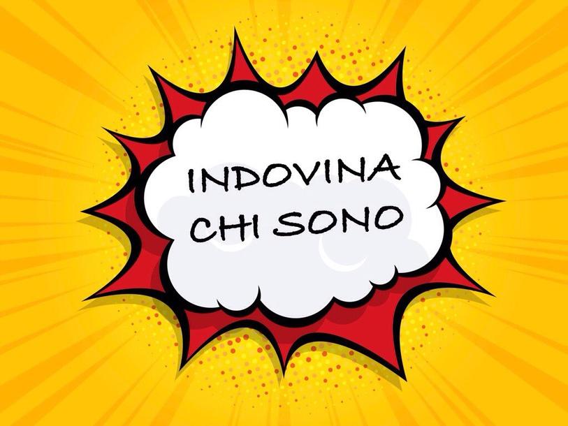 Indovina Chi Sono by Primaria Interattiva