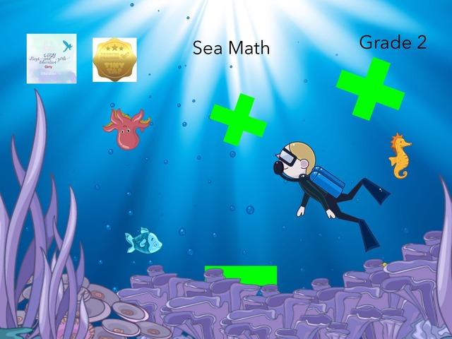 Sea Math Grade 2 by Girly Seal0