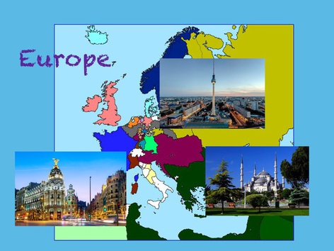 Europe by Lady Mount