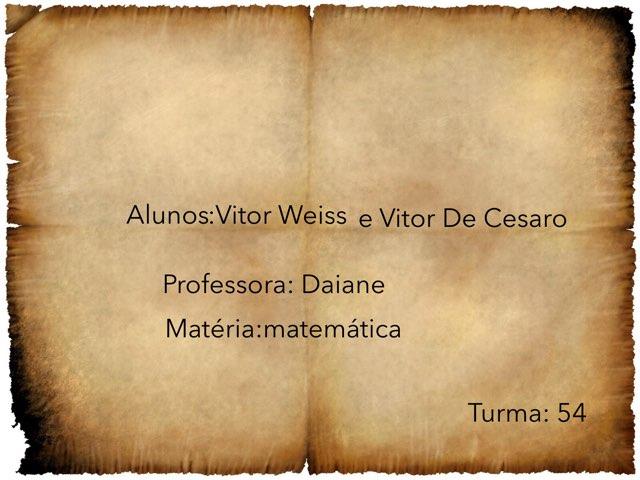 Vitor Weiss, Vitor Cesaro by Rede Caminho do Saber