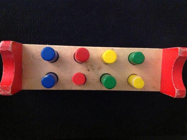 יוכבד משחק הך פטיש  לוח 4 by Arwa Qneibi