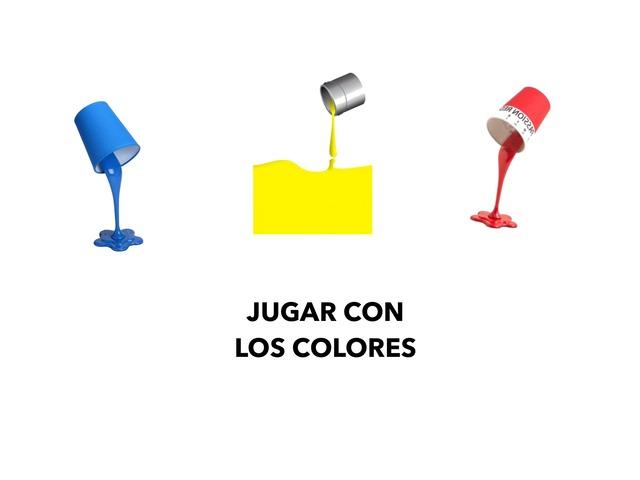 Jugar con los colores by Francisca Sánchez Martínez