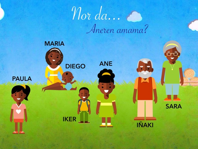 FAMILIA by Maria ortega garcia