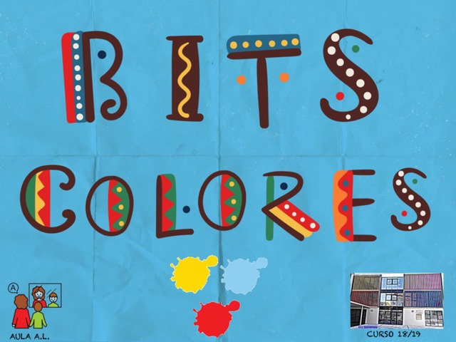 BITS COLORES by Aida Muestra A.L.