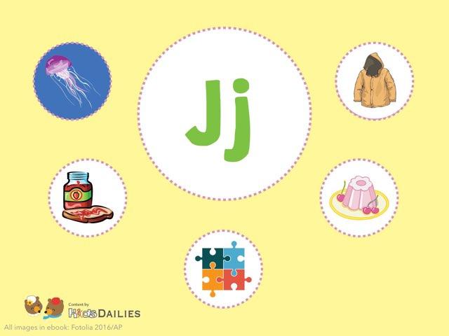 Jj by Kids Dailies