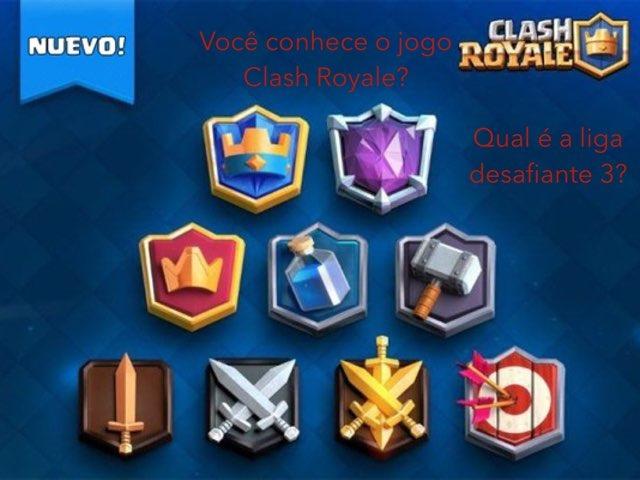 Clash Royale e Ilusões De Otica by Maira Greg