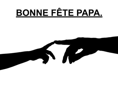 B0NNE FÊTE PAPA. by Valerie Escalpade