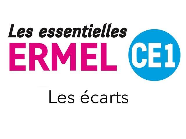 Les Ecarts Les Essentielles ERMEL CE1 by Fabien EMPRIN