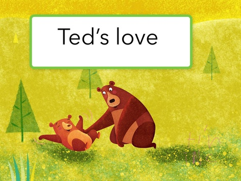 Ted's Love by Mayra Vega