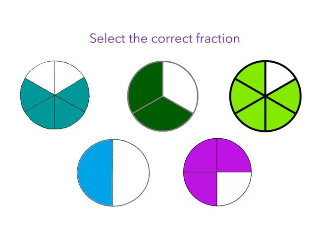 Fraction Practice by Stacy Newman