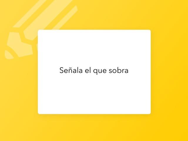 Señala El Que Sobra by Zoila Masaveu