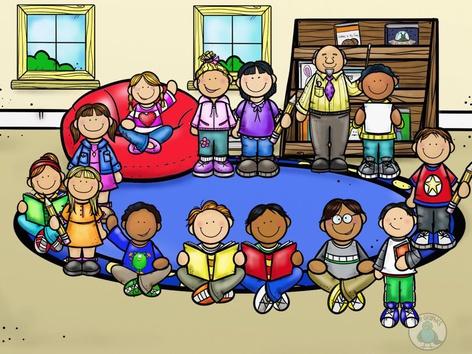 School  by Dan Green