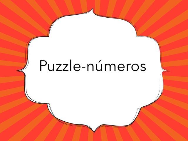 Puzzle Números (2) by Mayte Jerez