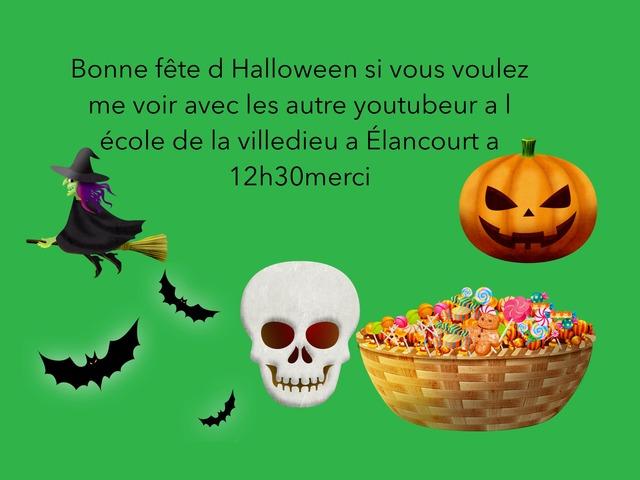 Halloween  by keremcan
