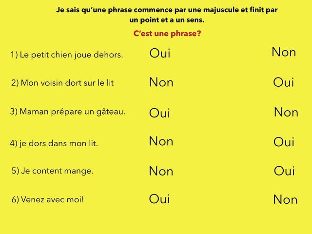 Grammaire Ceinture Jaune by Mon Sieur