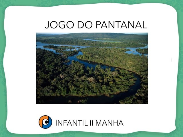 JOGO DO PANTANAL - Pueri Domus VD by Pueri digital verbo divino