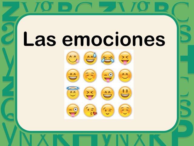 Las Emociones  by Naomi Nye