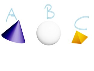3d Shapes by P316 Classroom