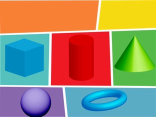 3d Shapes by Room4 room4