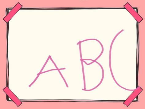 ABC by Ogaga Okumagba