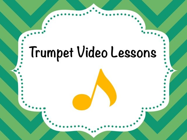 Trumpet Video Lessons by Alexandra Finnie