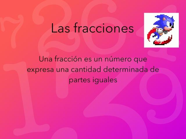 TinyTap Fracciones  by Héctor Ruescas audivert