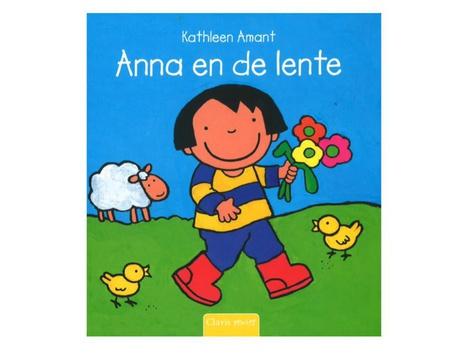Anna en de lente by Bo J.