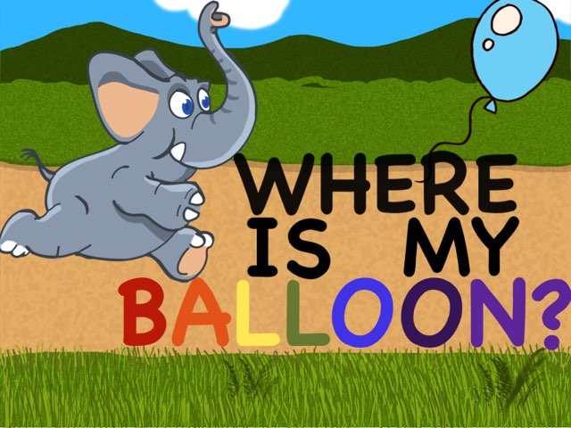 Where Is My Balloon? by Liang Ying Lee
