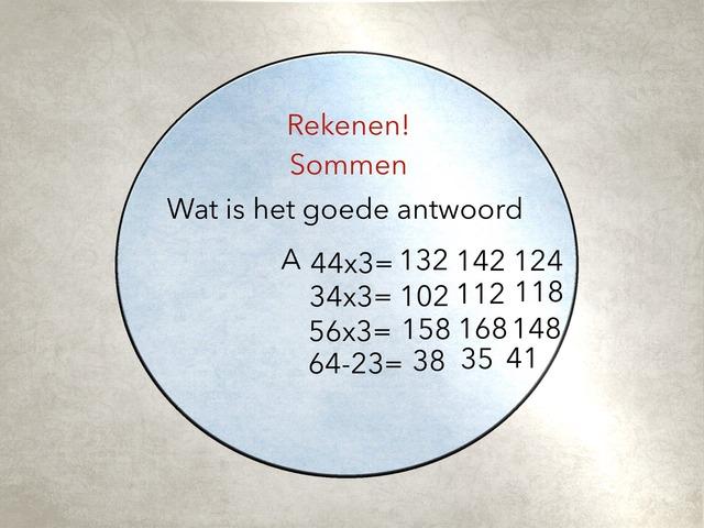Reken Sommen! by rienk