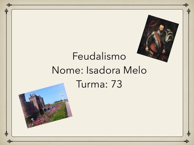 Isadora Melo T: 73 by Rede Caminho do Saber
