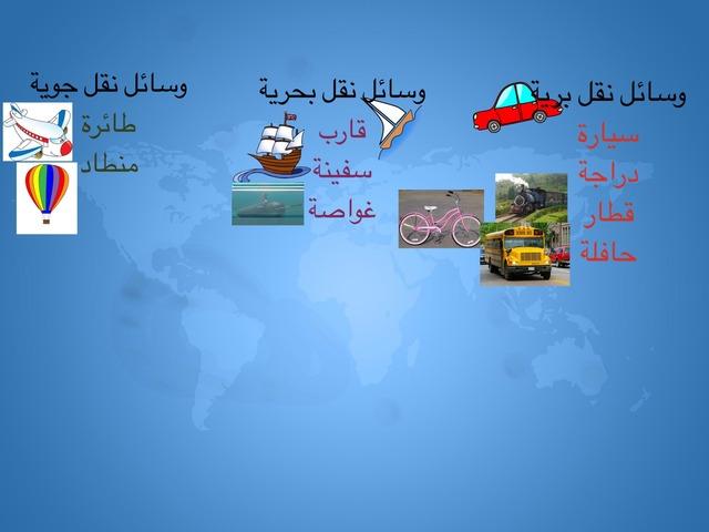 Transportation  by Dina K Moussa