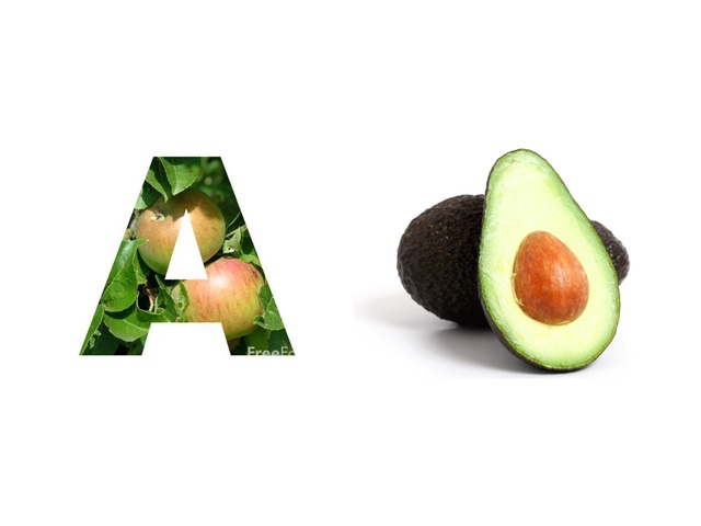 Healthy Alphabet by Yasou Alekaki