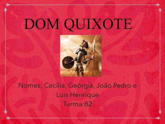Dom Quixote Copy 7 by Rede Caminho do Saber