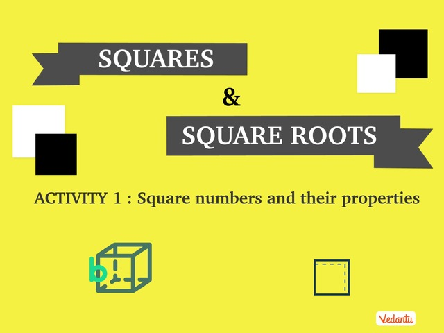 G8 Squares and Square Roots 1  by Manish Kumar