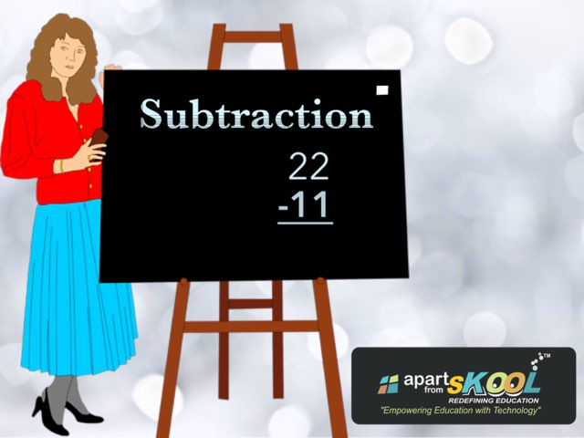 Subtraction by TinyTap creator