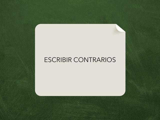 CONTRARIOS by LAURA PARDO
