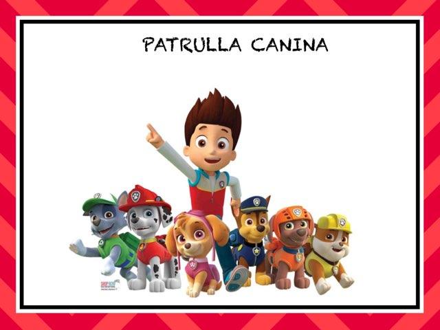 PATRRULLA CANINA by Logo Moragas