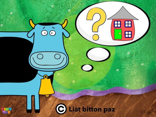 الحيوانات وبيوتهم ٢ by Liat Bitton-paz