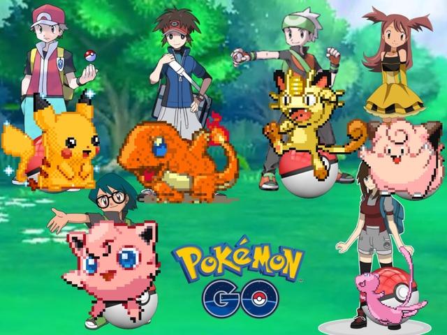 Pokémon  by Brian Alejandro Gil