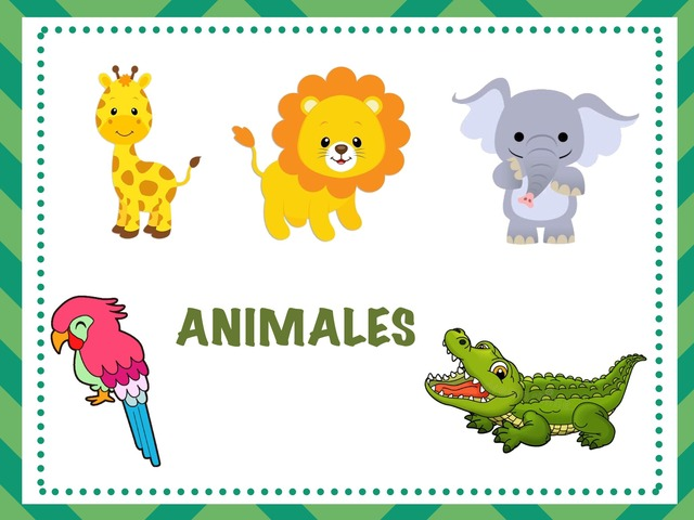 Animales 3 Años by Lucía Abal