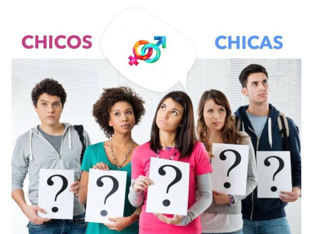 Clasificar: Chicos & Chicas by Francisco Esteve