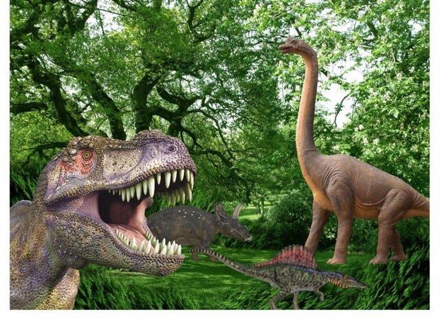 Dinopussel by Linda Christjansen