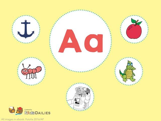Aa by Kids Dailies
