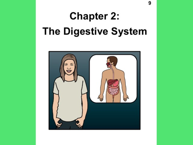 January Unique Unit Chapter 2: The Digestive System by Tanya Folmsbee