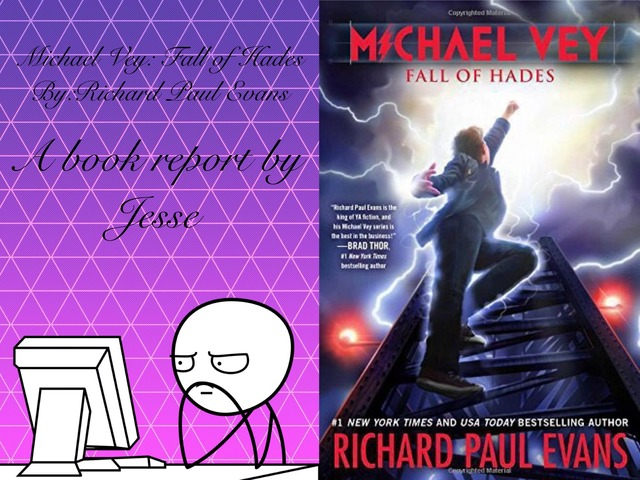Michael Vey: Fall of Hades (Jesse) by Mr Torrey